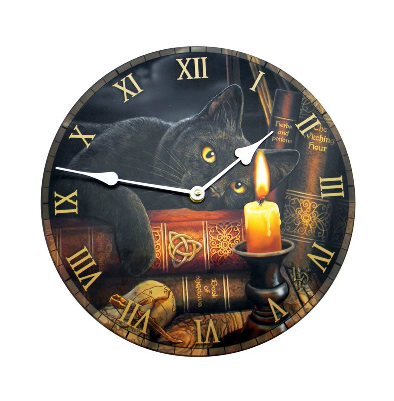 Lisa Parker Witching Hour Clock