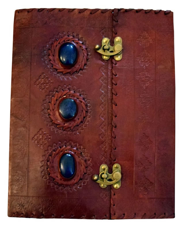 3 Stones Leather Journal
