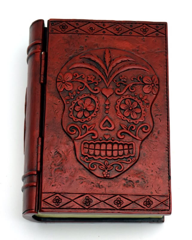 Day of the Dead Book Box