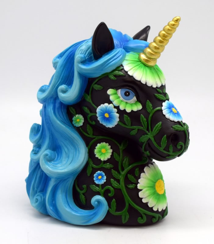 Black/Blue Unicorn Bank