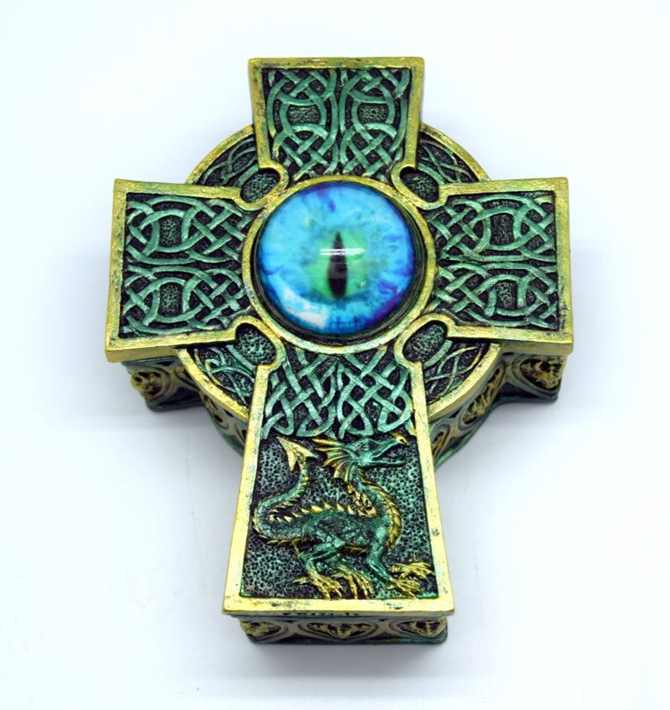 Celtic Cross Eye Box